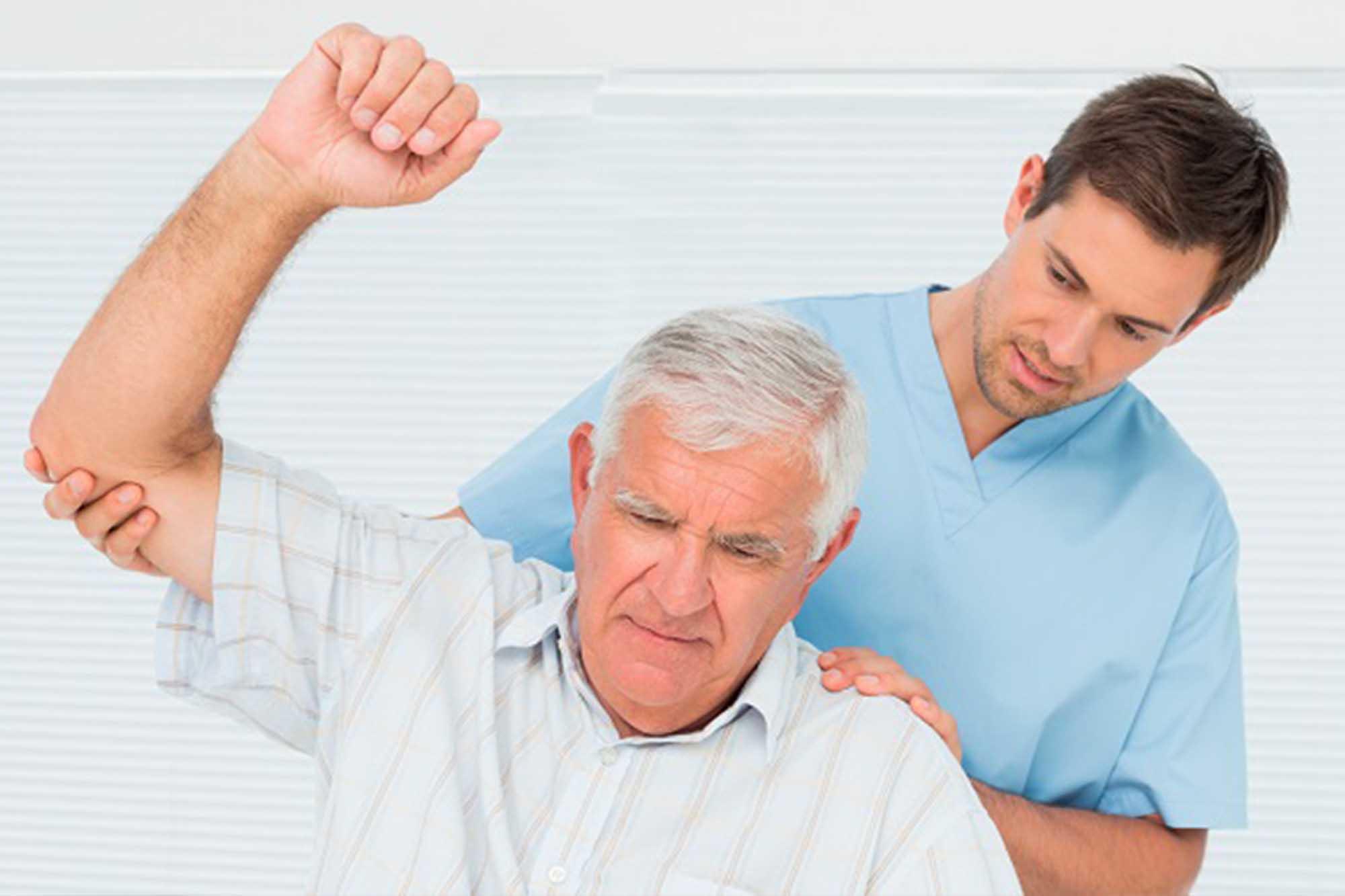 فیزیوتراپی تخصصی سالمندان